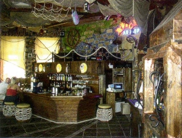 Ресторан Хуторок Ля Мер у Ялті