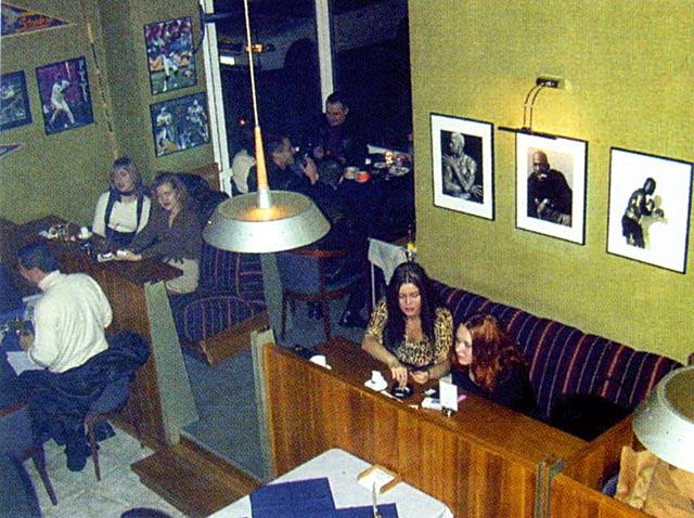 Ресторан Баффало 99 Одесса