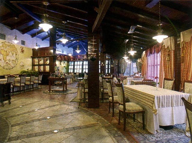 Ресторан Бартоломео Днепропетровск