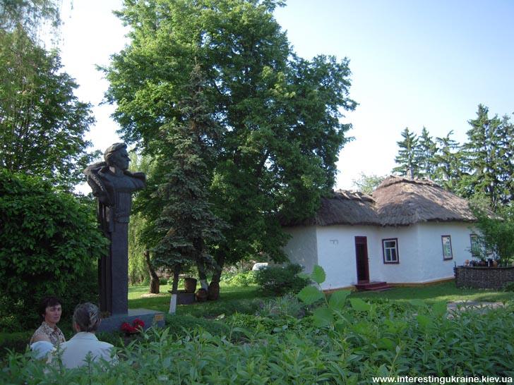 Экскурсия в с. Пески Черниговской области: музей Тычины и другие интересные места