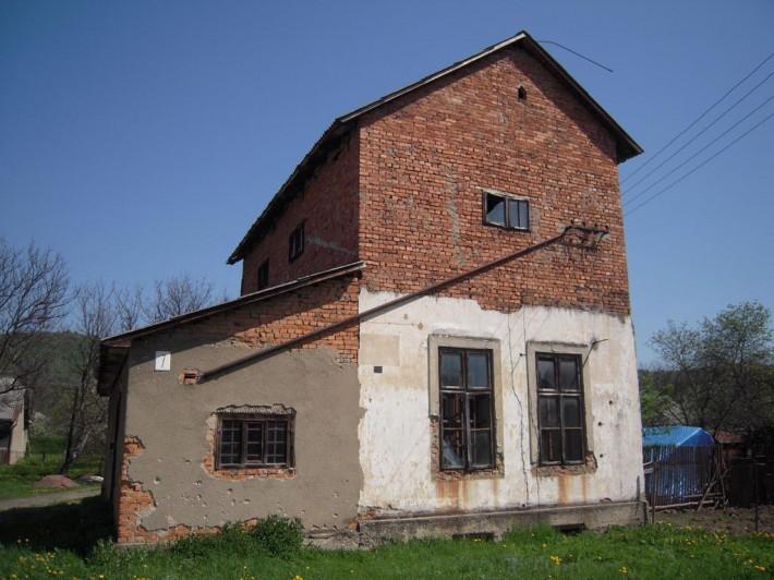 Мельница в Турьих Реметах