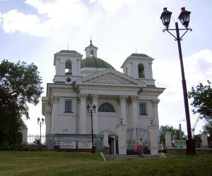 Костёл Иоанна Крестителя