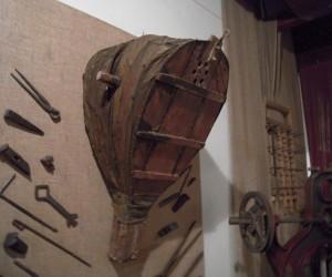 Коллекция инструмента кузнеца в Белоцерковском крвеведческом музее