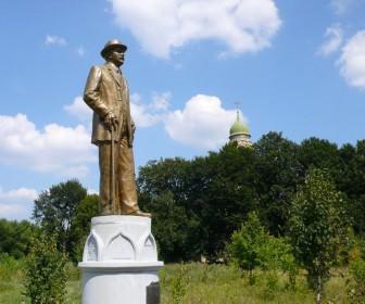 Памятник В. Ф. Голубеву