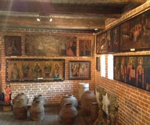 """Музей домашней иконы """"Душа Украины"""" в Радомышле"""