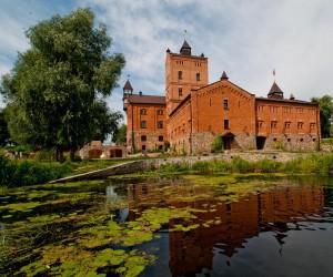 Замок-музей в Радомышле