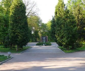 Мемориал героям ВОВ