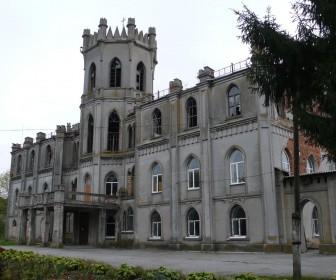 Дворец в пгт. Червоное Житомирской области