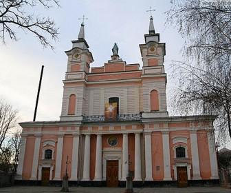 Костёл Святой Софии в г. Житомир