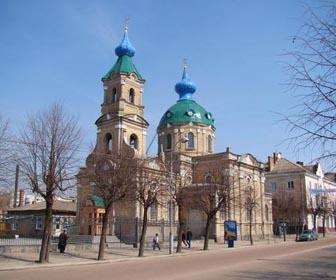 Свято-Николаевский собор - достопримечательность Бердичева