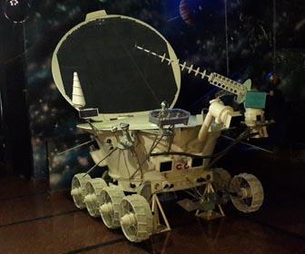 Музей космонавтики - достопримечательность Житомира