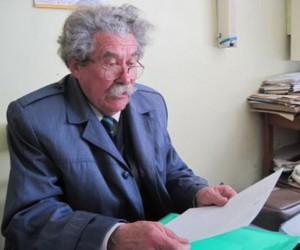 А. Н. Рысин - директор мемориального комплекса 411-я батарея