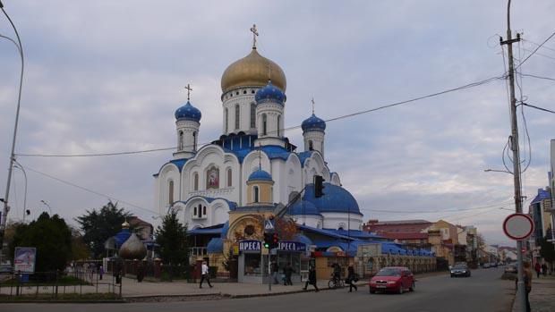 Храм Христа Спасителя, Ужгород