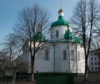 Николаевский храм в г. Олевск