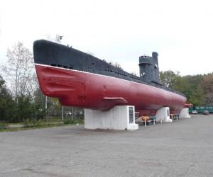 Подводная лодка М-296 проекта А-615 «Малютка»