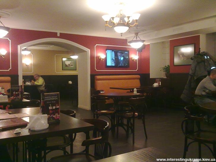 Кафе Пироги в Киеве
