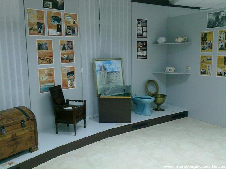 Музей туалета в Киеве