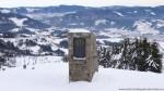 Тростян - памятник основателю горнолыжного спуска