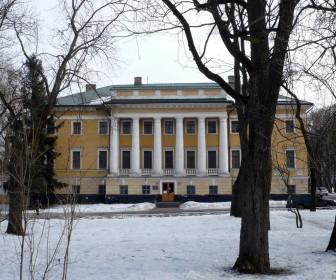 Черниговский исторический музей имени В.В.Тарновского