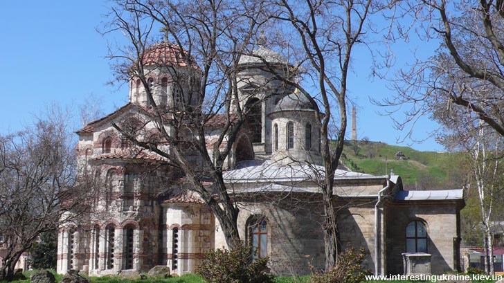 Храм Иоанна  Предтечи - достопримечательность Керчи