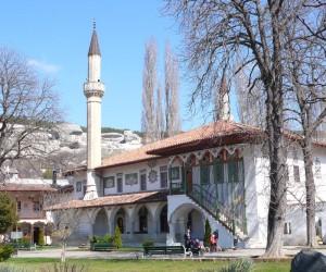 Ханский дворец - достопримечательность Бахчисарая