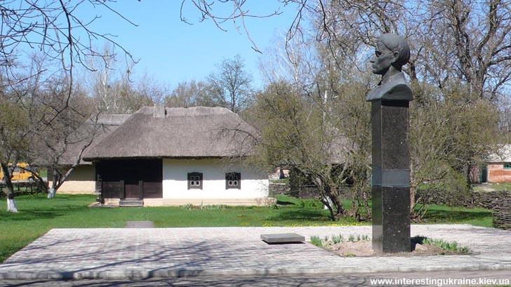Чернухи Полтавской области. Мемориальная усадьба Сковороды