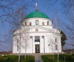Диканька, интересные места. Николаевская церковь