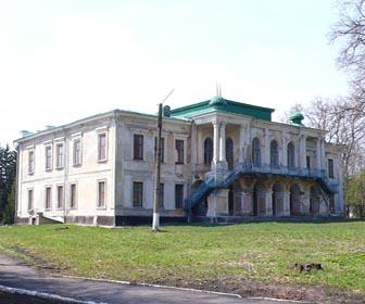 Дворец Закревских, Берёзовая Рудка