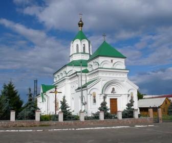 Николаевская церковь - достопримечательность г. Радомышль