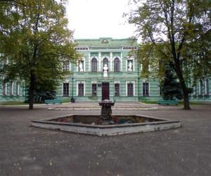Достопримечательности Миргорода. Музей керамики