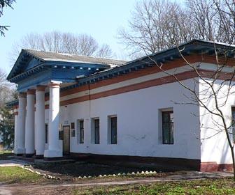 Музей в с. Берёзовая Рудка
