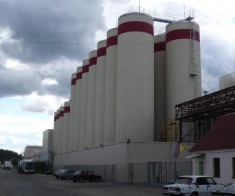 Пивзавод в г. Радомышль