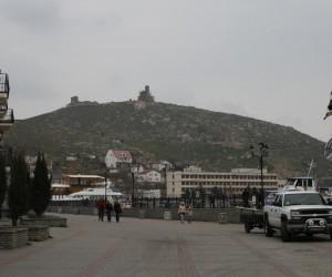 Крепость Чембало - достопримечательность Балаклавы