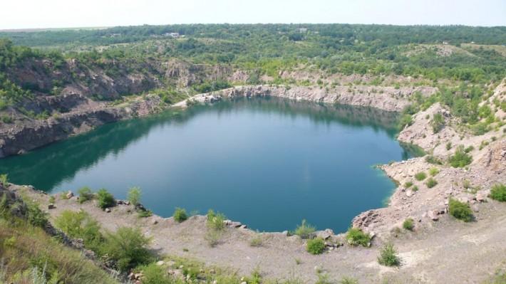 Озеро у с. Мигия