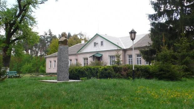 Музей М. Рыльского в Романовке
