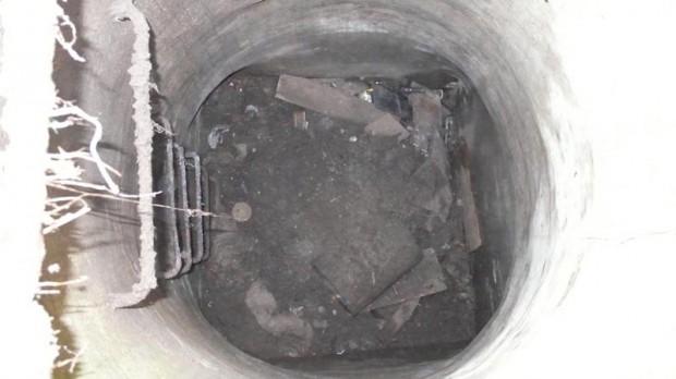 Подземные ходы в Ходоркове