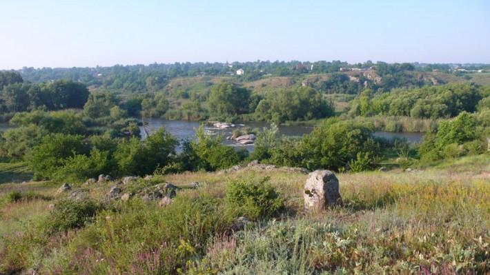 Окрестности села Мигия Николаевской области