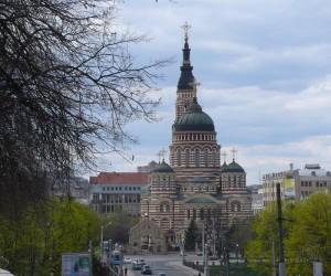 Благовещенский собор - достопримечательность Харькова