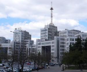 Госпром - достопримечательность Харькова