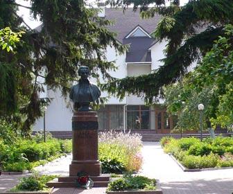 Музей Л. Украинки в с. Колодяжное