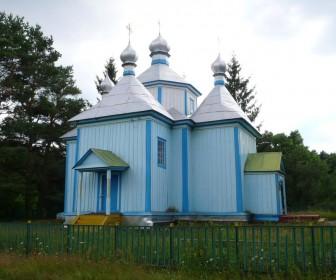 Николаевская церковь в с. Межиречка