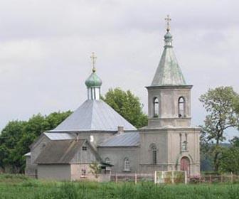 Успенская церковь - достопримечательность Седнева