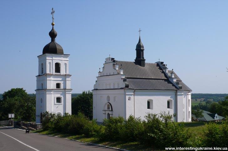 Ильинская церковь - достопримечательность Субботова