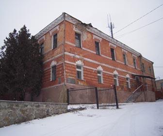 Штаб Черниговского полка в Василькове