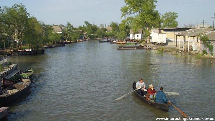 Вилково - украинская Венеция