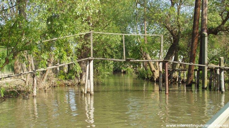 Вилково - городок на воде