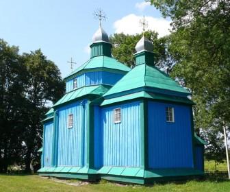 Церковь XVII в. в Жубровичах