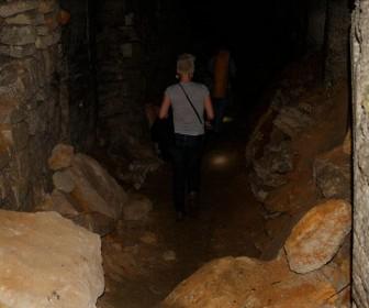 В катакомбах Холодной Балки