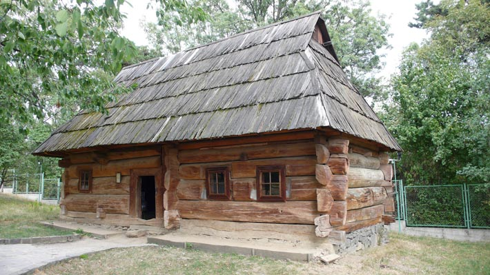 В Музее народной архитектуры в Ужгороде