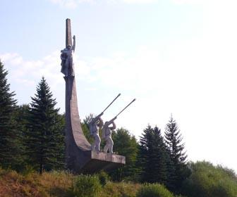 Памятник Советской Армии - освободительнице